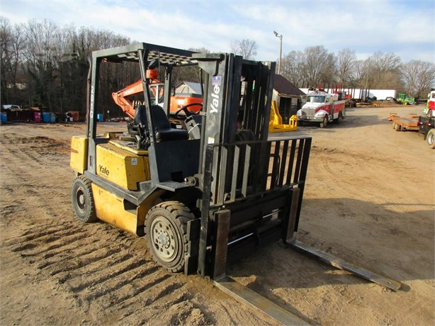 YALE GDP080 Forklifts For Sale - 12 Listings | LiftsToday