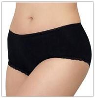 "Eva Wear Period Panty, Bikini, Waist 23-24.5"", Hip"