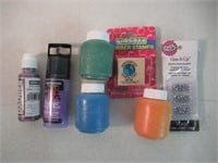 Lot of (7) Various Craft Supplies