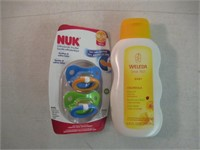 Lot of (2) Baby Products