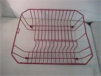 """""""As Is"""" Rubbermaid Antimicrobial Dish Drainer,"""