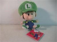 Little Buddy Super Mario Bros 5-Inch Baby Luigi