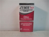 ZYMOX Optic Plus Ear Solution The Only No