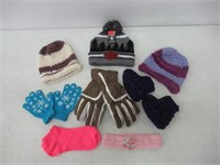 Lot of Winter Accessories