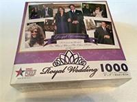 Royal Wedding - 1000 Pieces Puzzle