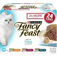 Purina Fancy Feast Pate Assorted Wet Cat Food