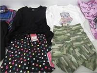 Lot of Girls Clothing, Size M (10-12)