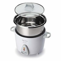 Aroma ARC-753SG 3-Cup Uncooked, 6-Cup Cooked,