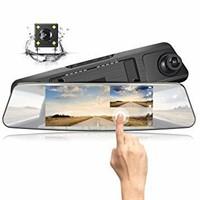 Mirror Backup Camera JEEMAK Dash Cam for Cars 7