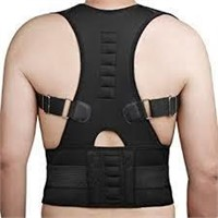 Posture Magnetic Gel Therapy Back And Shoulder