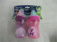 Chicco NaturalFit Straw Trainer Sippy Cup, in