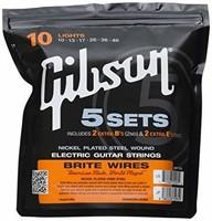 Gibson Gear SVP-700L Brite Wires 5 Set Electric