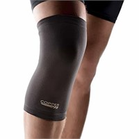 Copper Fit Original Recovery Knee Sleeve, Black