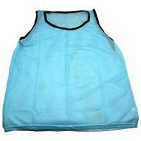 6-Pk Blue Dot Trading Scrimmage Vest, Sky Blue,
