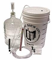 Winemakers Depot 3 Gallon Glass Wine Making