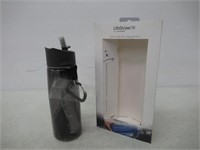 LifeStraw Go Water Bottle 2-Stage with Integrated