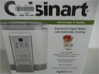 Cuisinart CYM-100C Yogurt Maker