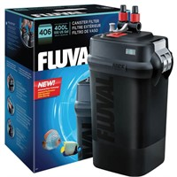 Fluval Canister Filter for Aquariums - 406 - 100