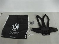 CamKix Chest Mount Harness compatible with Gopro