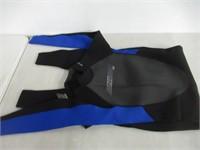 O'Neill Men's Epic 4/3mm Back Zip Full Wetsuit,