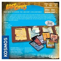 Thames & Kosmos Lost Cities-The Card Game