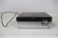 """""""As Is"""" Sony CMTSBT100 Micro Music System with"""