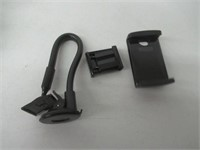 Car Phone Mount, Long Arm Windshield Universal Cel