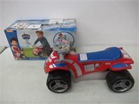 Paw Patrol Ryder's Ride On ATV