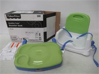 """Used"" Fisher-Price Healthy Care Booster Seat,"