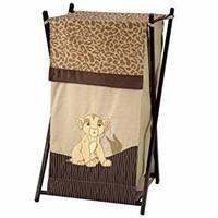 Disney Lion King Simba's Wild Adventure Appliqued