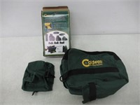 DeadShot Boxed Combo (Front & Rear Bag)- Unfilled