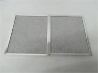 Broan S97007894 Aluminum Filter Kit (Pack of 2)