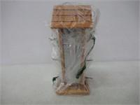 """As Is"" Perky-Pet 50171 Birdscapes Tin Jay Feeder,"