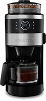 Gourmia GCM4850 Grind and Brew Coffee Maker with