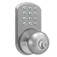 MiLocks TKK-02SN Tkk-Sn Digital Door Knob Lock