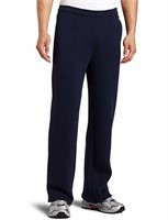 Soffe Men's M Training Fleece Pocket Pant - Navy