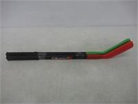 Hockey Set of 2 Mini Hockey Sticks Red & Green