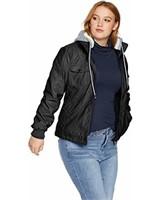 Yoki Women's 3XL Plus Size Sherpa Lined Faux