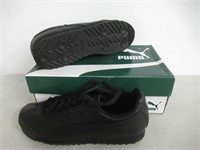 PUMA Men's 10.5 D Roma Basic Leather