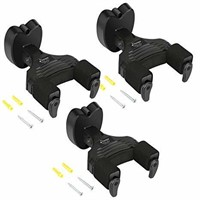 Donner 3-Pack Wall Guitar Mount Auto Lock Guitar