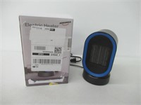 ADDSMILE Personal Space Heater Fan Portable