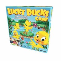 Pressman Toys Lucky Ducks -- The Memory and