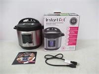 Instant Pot Ultra Electric Pressure Cooker, 6Qt