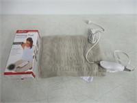 Sunbeam Standard Moist Heating Pad, Beige
