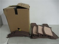 Pet Gear Easy Step III Pet Stairs, 3-Step for