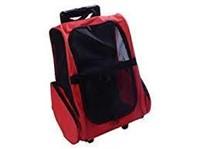 PawHut Pet Carrier Luggage Box Cat Dog Backpack