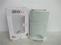 Dekor Plus Hands-Free Diaper Pail, Soft Mint