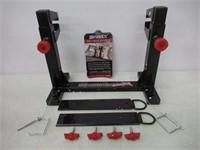 Risk Racing 00204 Black Junior Lock-N-Load Moto