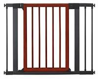 Munchkin 31283 Wood Steel Designer Gate (Dark