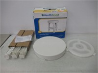 HealthSmart Rotating Bath and Shower Stool Chair